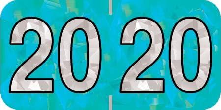 Doctor Stuff セール 特集 - 2020 Chart Aqua 送料無料でお届けします Compat PMA Holographic Stickers