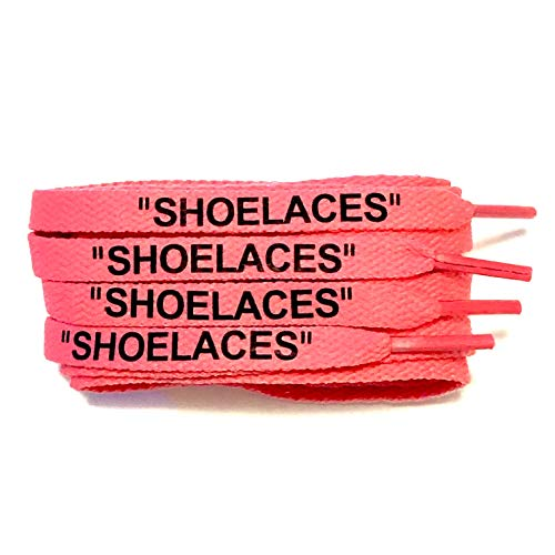 [KICKSROCK] SHOELACES (160cm, ピンク(FLAT))