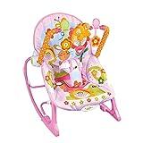 Hamaca dinámica para bebés Desfile juguetón Bebé a niño Grande Mecedora con Asiento Vibrante Mecedora para bebés