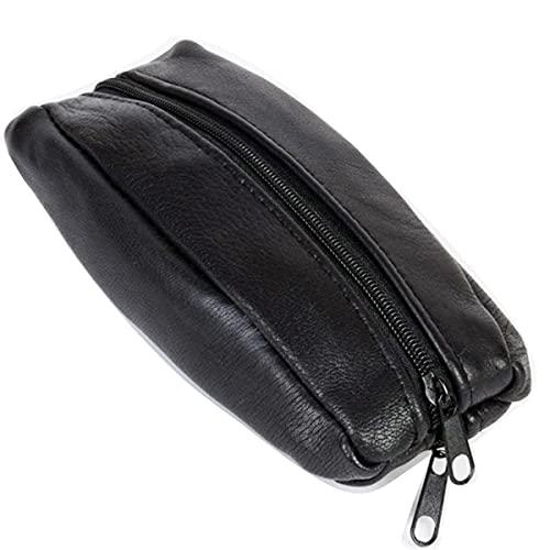 Charmoni GC101 - Portafoglio da uomo, con porta carte di credito, in pelle sintetica