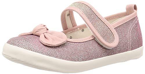 [ベベビーデアール] リボンストラップシューズ(13~19㎝)◆1980-20011-2900◆キッズ 女の子 シューズ 子供靴 ...