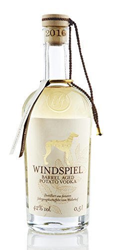 Windspiel Barrel Aged Potato Vodka (1 x 0.5 l)