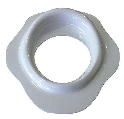 Regiplast B1 wc-brilverkleiner van thermoplast, voor kinderen, wit