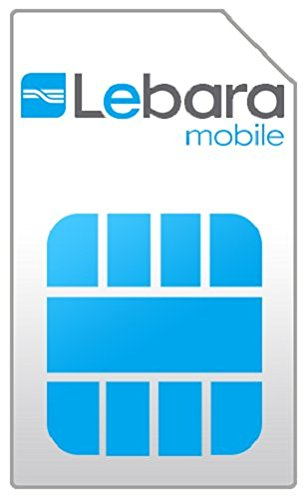 Lebara - Tarjeta de prepago de Países Bajos