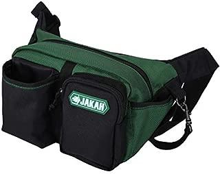 JAKAH - Bolsa de cintura y bolsa de herramientas para