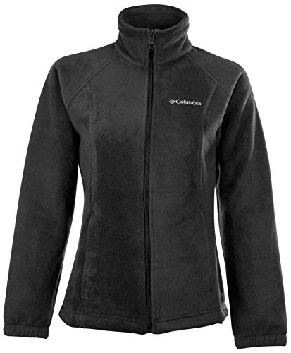 Columbia Women's Sawyer Rapids 2.0 Fleece Jacket-Blk-Medium