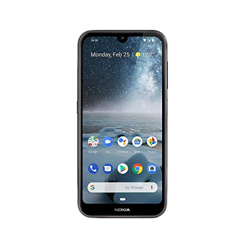 Nokia 4.2 Dual SIM - 16 GB - Schwarz
