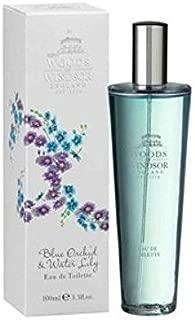 Woods of Windsor- Blue Orchid & Water Lily Eau de Toilette 100ml/3.3 Oz.