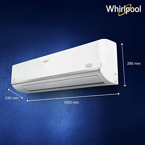 Whirlpool 1.5 Ton 3 Star Inverter Split Ac Copper, 1.5T Magicool Pro/Pro+ 3S Copr Inverter, White