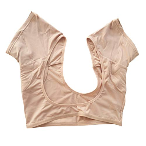 SUPVOX Sweat Guard Underwear Vest Underarm Sweat Vest Washable Sweat Shield Vest for Women Girls Ladies