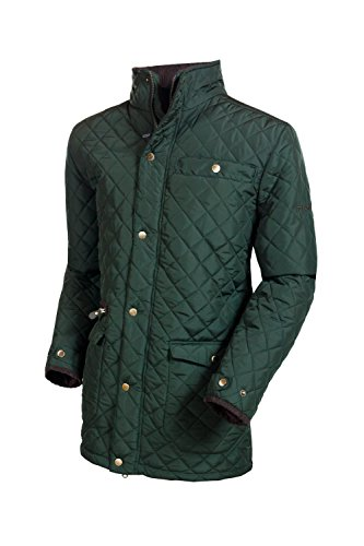 Target Dry Windsor Mens Coutry Style matelassé Manteau | (Boutry, L)