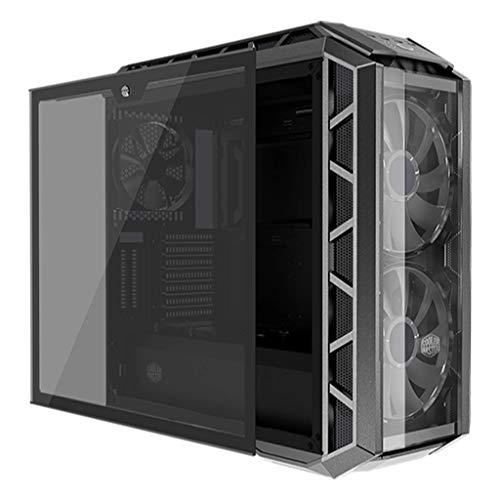 Cooler Master - Pannello laterale in vetro temperato per MasterCase e serie H500, colore: Grigio chiaro