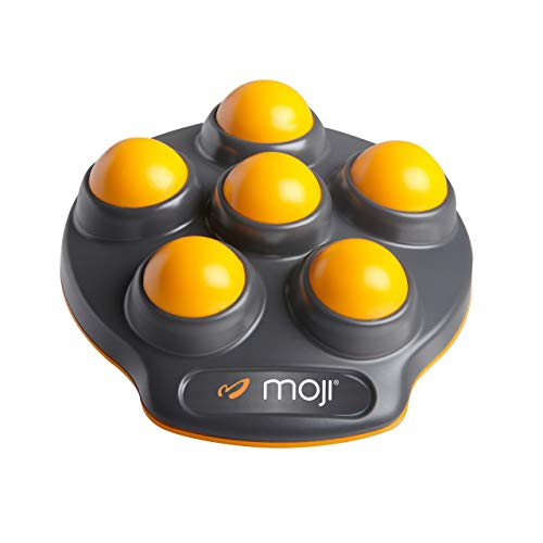 Moji Foot Massager Roller for Feet Pain Relief from Plantar Fasciitis and Stress