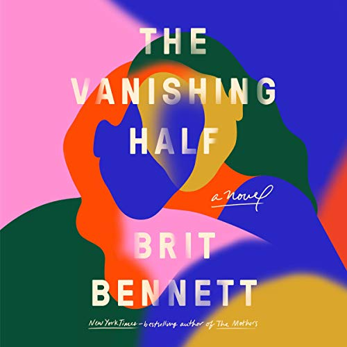 The Vanishing Half audiobook cover art