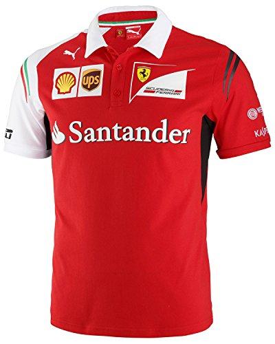 Ferrari Camiseta Fa Firma Talla 8 Años