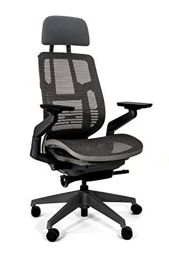 Sigma Office Silla Ejecutiva ergonómica Mantis con ajuste de ángulo del asiento