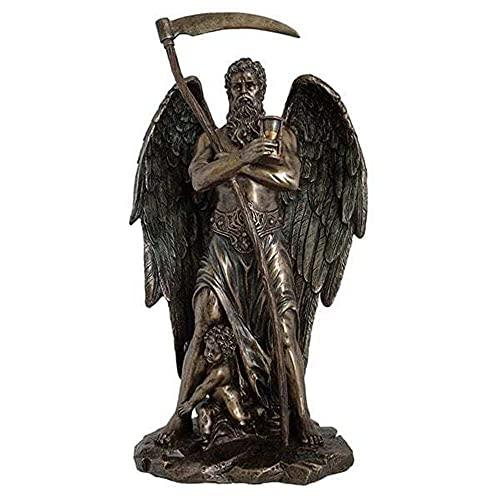 10.75' Chronos Greek Mythology God Time Statue Figure Figurine Sculpture Khronos