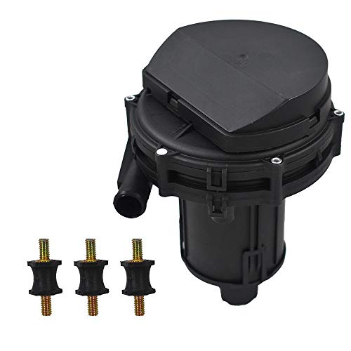 ANPART Emission Smog Pump Secondary Air Injection Pump Automotive fit for 2002-2003 BMW 325Ci 325i 325xi 330Ci 330i 330xi 2.5L 3.0L Replace ADP10330101S with 1x3 Mounts