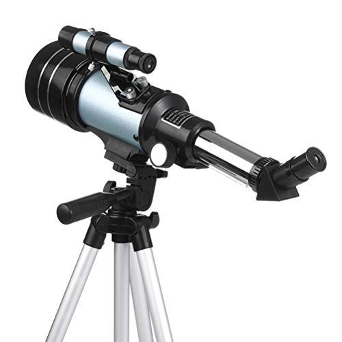 NEWMAN771Her Telescopio per Astronomia Principianti Bambini Adulti, Telescopio astronomico per Bambini Adulti Principianti Telescopio rifrattore per Astronomia Telescopio da Viaggio HD