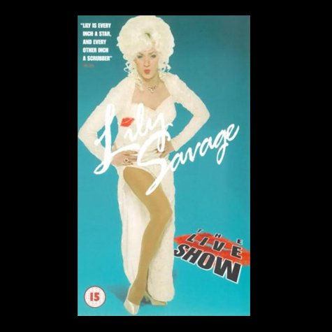 Lily Savage audiobook cover art