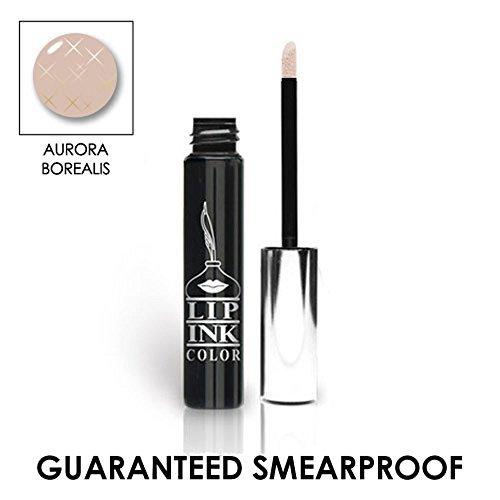 LIP INK Organic Vegan 100% Smearproof Liquid Lipstick - Aurora Borealis