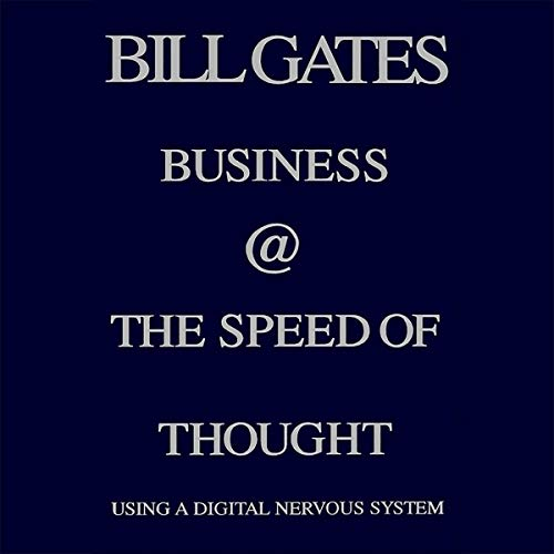 Business @ the Speed of Thought cover art