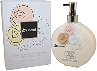 Washami Miracle and Beauty Body Lotion J,adore Perfume, 600g