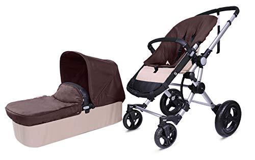 Baby Ace 8437030572511 - Carritos con Capazos, unisex, 11500 g