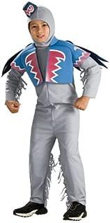 Wizard of Oz Child's Flying Monkey Costume, Large