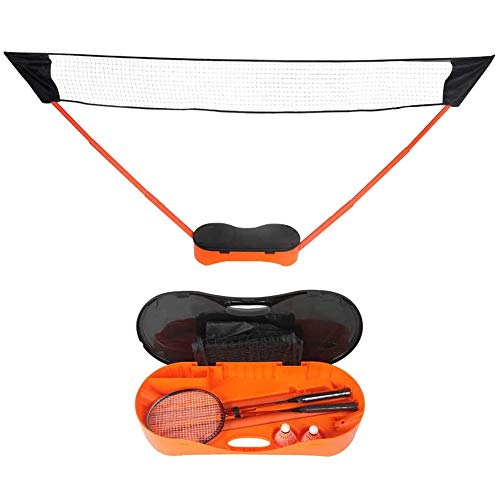 Livebest Portable Badminton Net Set...