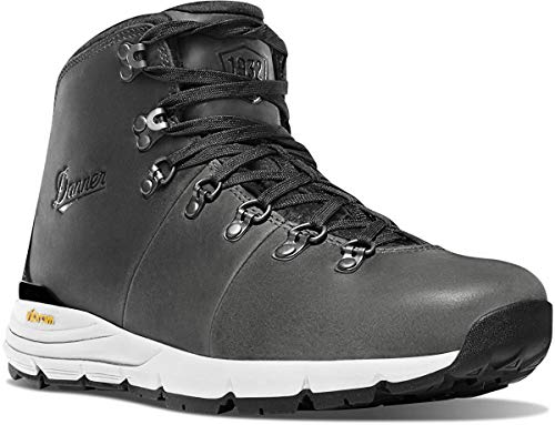 Danner Men's Mountain 600 4.5'-M's Hiking Boot, Gray-Full Grain, 13 D US