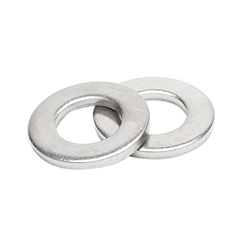 Stainless Steel Flat Washer (M1.4x0.2mm), Pack of 100pcs