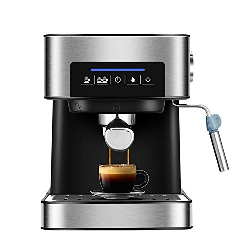 Best Deals! LWQ Espresso Coffee Maker Machine,20Bar Coffee Machine Semi-Automatic Household Italian ...