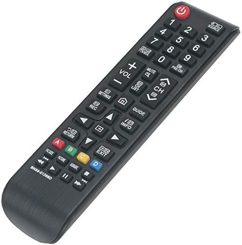 ALLIMITY BN59-01268D Control Remoto reemplazado por Samsung TV UE32M5522 UE32M5525 UE40MU6199 UE40MU6400 UE43MU6120...