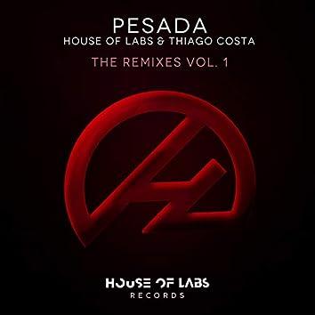 Pesada (The Remixes Vol. 1)