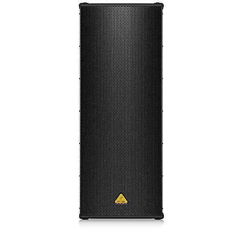 Behringer Eurolive B2520 PRO PA-Lautsprecher mit 2x Woofern (2200 Watt) schwarz