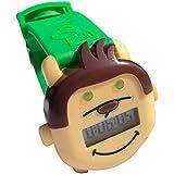 Reloj de mono de potty | Reloj con recordatorio de entrenamiento para ir al baño con una colorida...