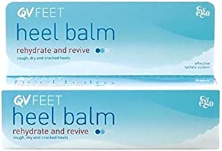 QV Feet Heel Balm for Rough, Dry and Cracked Heels, 50 gm