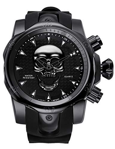 Reloj de pulsera para hombre con esfera...