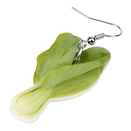 XUBB Boucles d'oreilles de légum...