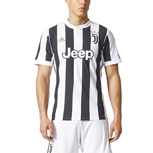 adidas Juventus Home Jersey [White] (XL)