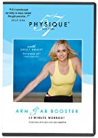 Physique 57 Arm & Ab Booster 30 Minute Workout DVD