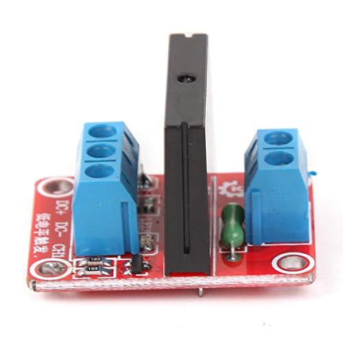 Elektronisches Modul One Way Solid State Relais-Modul for A-r-d-u-i-n-o - Produkte, dass die Arbeit mit dem offiziellen A-r-d-u-i-n-o-Boards 5Pcs
