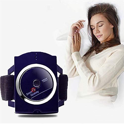 Hzlsy Sleep Connection Armband Schnarchen Stoppen Intelligente Armbanduhr mit Schnarchstopper Die Beste Lösung Gegen Schnarchen