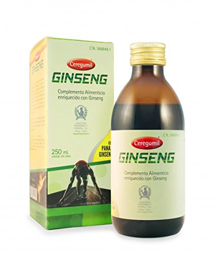 Ceregumil Ginseng Complemento Alimenticio - 250 ml