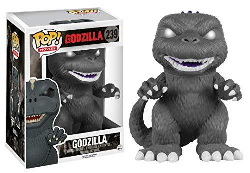 Funko Godzilla Geschenkidee, Statue, COLLEZIONABILI, Comics, Manga, Serie TV, Mehrfarbig, 30164