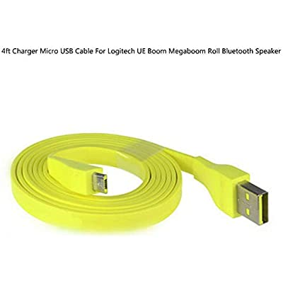 USB Charging Cable for Logitech UE Boom