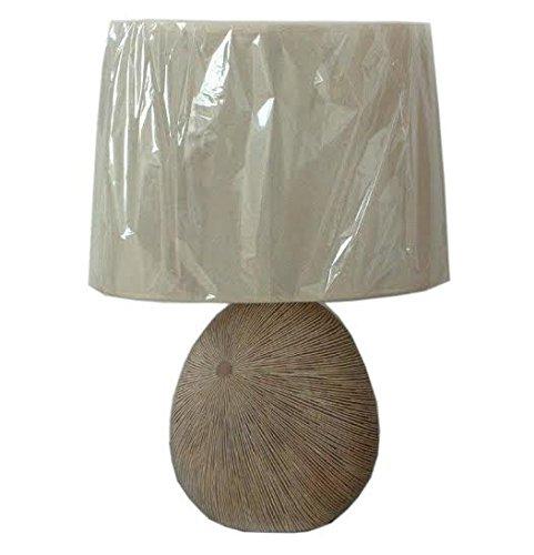 CVC- Elegante Lampada Collezione Nature, 25x14x38 cm, arredo per Interni,