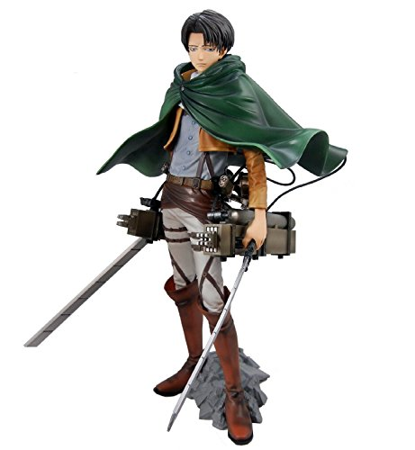 Banpresto Attack on Titan Master Stars Piece Action Figure