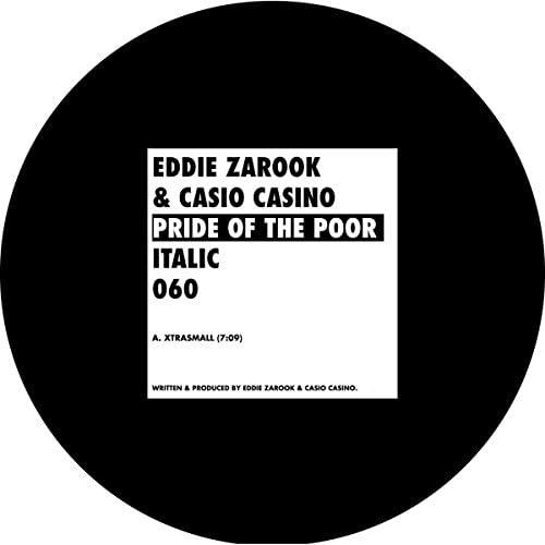 Eddie Zarook & Casio Casino